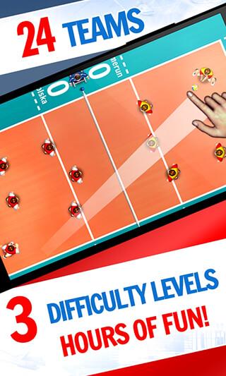 Volleyball Championship 2014 скриншот 4