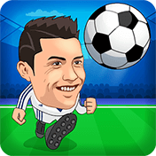 Mini Football: Head Soccer Game иконка