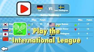 Smash Tennis 3D скриншот 2