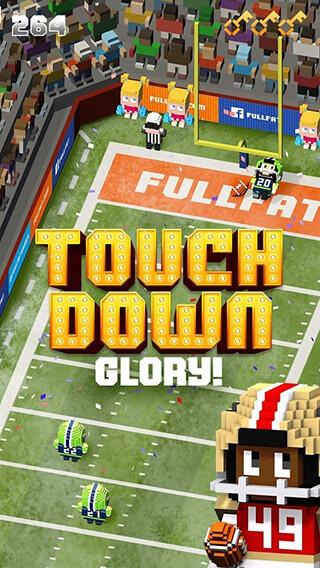 Blocky Football скриншот 3