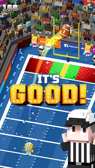 Blocky Football скриншот 4