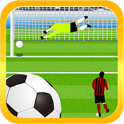 Penalty Shootout Soccer Game иконка