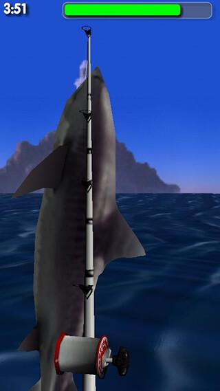 Big Sport: Fishing 3D Lite скриншот 4