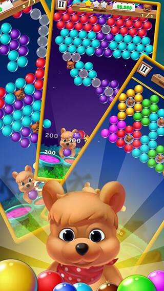 Bubble Shooter скриншот 4