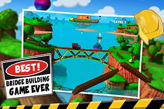 Bridge Builder Simulator скриншот 1