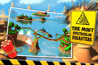 Bridge Builder Simulator скриншот 2