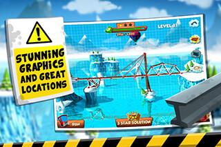 Bridge Builder Simulator скриншот 3