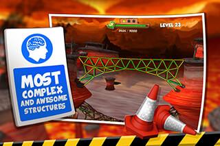 Bridge Builder Simulator скриншот 4