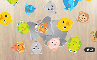 Animals: Puzzle For Kids скриншот 3