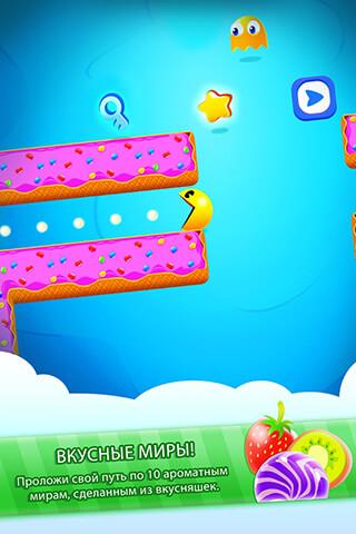 Pac-Man: Bounce скриншот 1