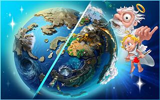 Doodle God HD: Free скриншот 1