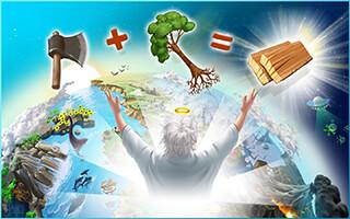 Doodle God HD: Free скриншот 2
