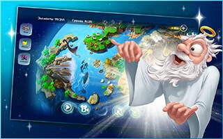 Doodle God HD: Free скриншот 4