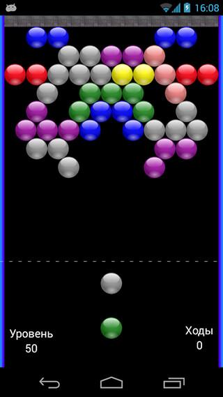NR Shooter: Bubble Shooting скриншот 1