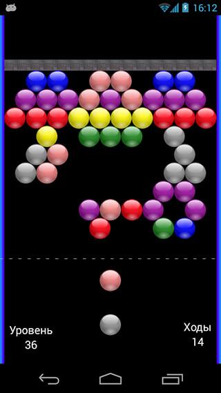 NR Shooter: Bubble Shooting скриншот 2