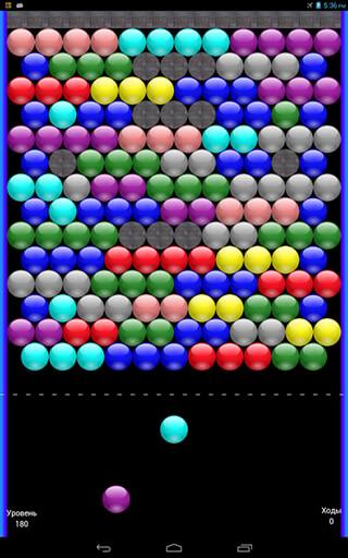 NR Shooter: Bubble Shooting скриншот 3