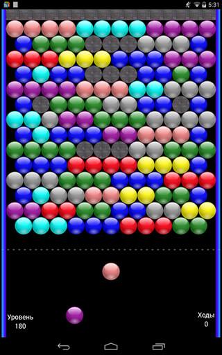NR Shooter: Bubble Shooting скриншот 4