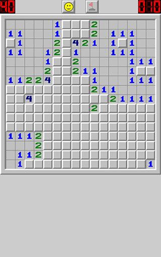 Minesweeper Classic скриншот 2