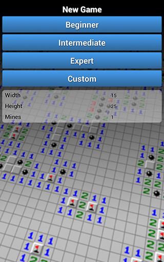 Minesweeper Classic скриншот 4