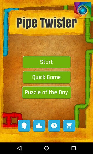 Pipe Twister: Free Puzzle скриншот 1
