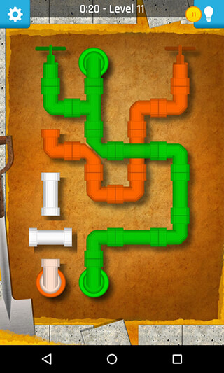 Pipe Twister: Free Puzzle скриншот 4