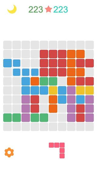 Block Puzzle Mania скриншот 2
