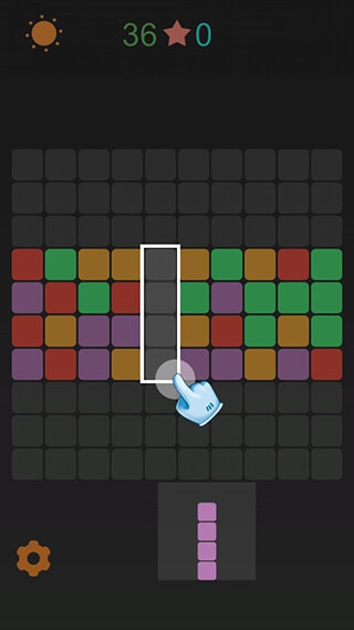 Block Puzzle Mania скриншот 3