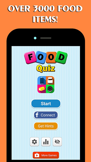 Food Quiz скриншот 1