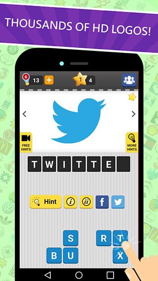 Logo Game: Guess Brand Quiz скриншот 2