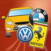 Cars Photo And Logo: Quiz иконка