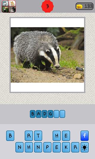 Animals Quiz скриншот 2