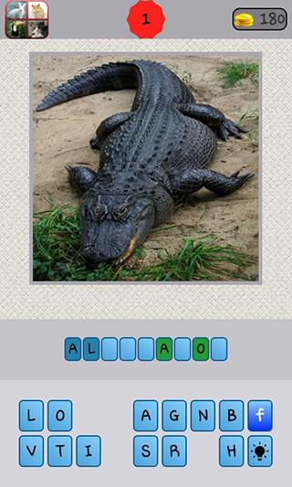 Animals Quiz скриншот 3