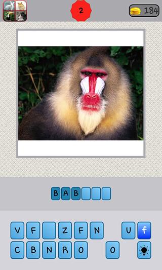 Animals Quiz скриншот 4