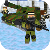 Cube Wars: Battlefield Survival иконка