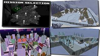 Cube Wars: Battlefield Survival скриншот 4