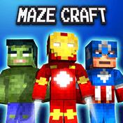 Maze Craft: Pixel Heroes иконка