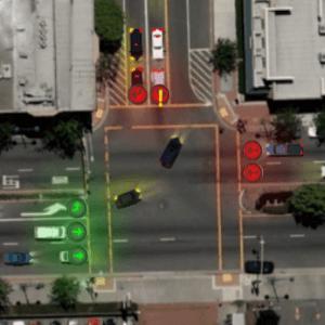 Дорожные полосы 2 (Traffic Lanes 2)