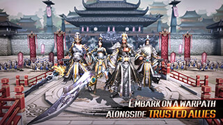 Kingdom Warriors скриншот 2
