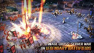 Kingdom Warriors скриншот 4