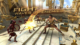 Gods Of Egypt: Game скриншот 2