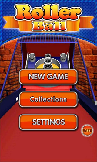 Roller Ball скриншот 3