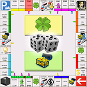 Rento: Dice Board Game Online иконка