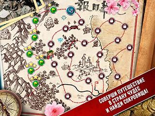 Mahjong: Solitaire Dragon скриншот 2