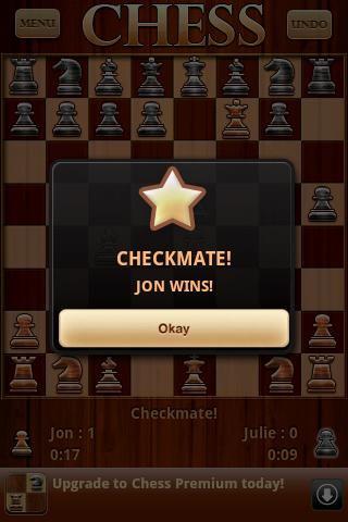 Chess: Free скриншот 3