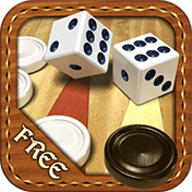 Backgammon Masters: Free иконка