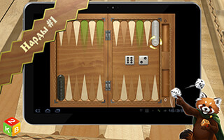 Backgammon Masters: Free скриншот 1