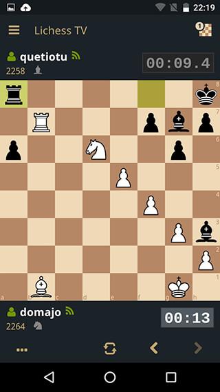 Lichess: Free Online Chess скриншот 1