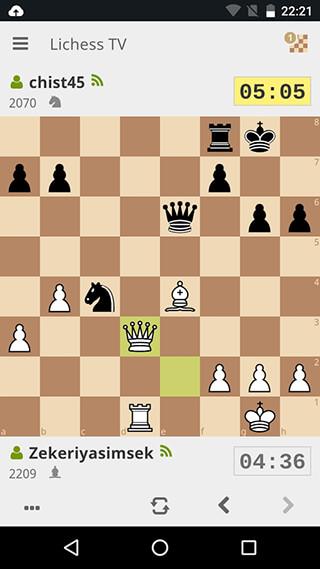 Lichess: Free Online Chess скриншот 2