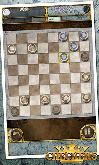 Checkers 2 скриншот 2