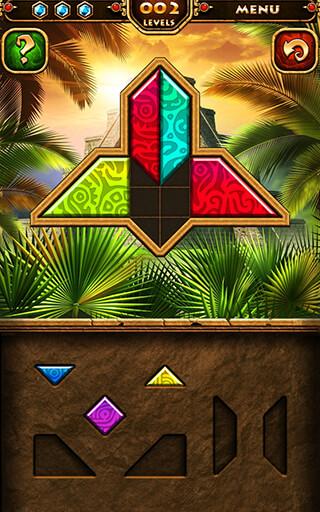 Montezuma Puzzle 2: Free скриншот 1